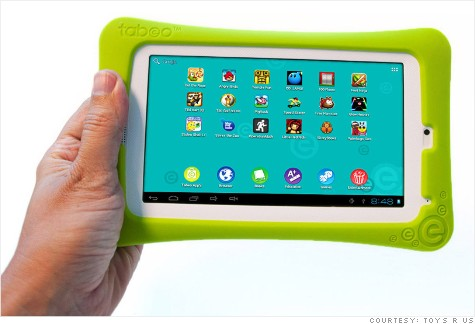 Tabeo tablet de Toys r Us