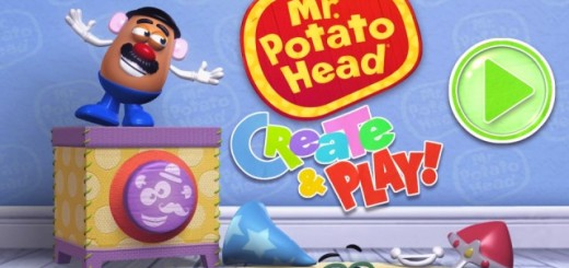 mr Potato for iPad
