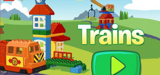 lego-trains