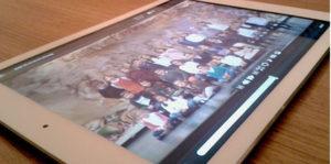 video-ipad