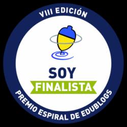 Finalista Premios Edublogs 2014