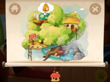 Mapa casa de Dodo