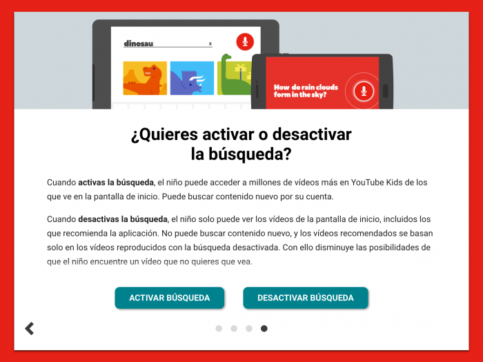 buscador youtube kids
