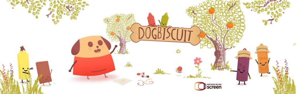 DogBiscuit: un libro en tablet para pintar con los dedos ...