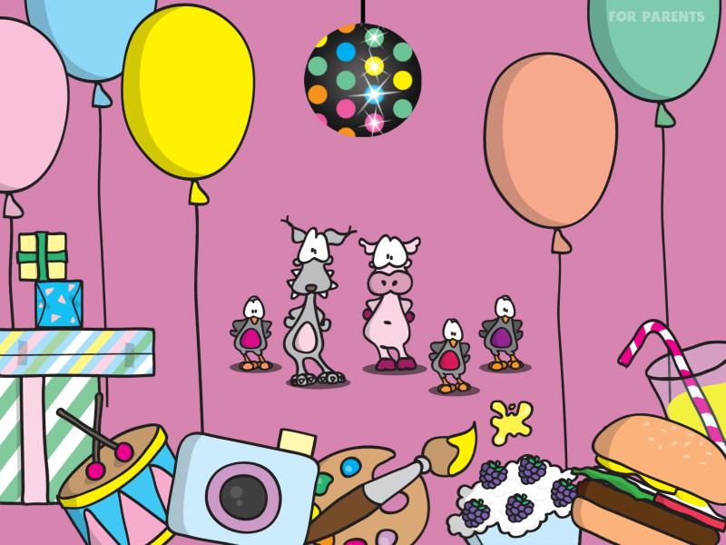 Bienvenidos a Nampa Party, la fiesta más creativa - Generación Apps