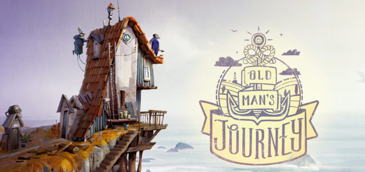 Old Man's Journey, una historia interactiva de dibujos animados
