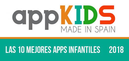 las 10 mejores apps infantiles made in Spain de 2018