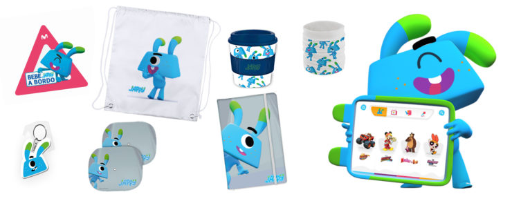 Productos de Movistar Junior